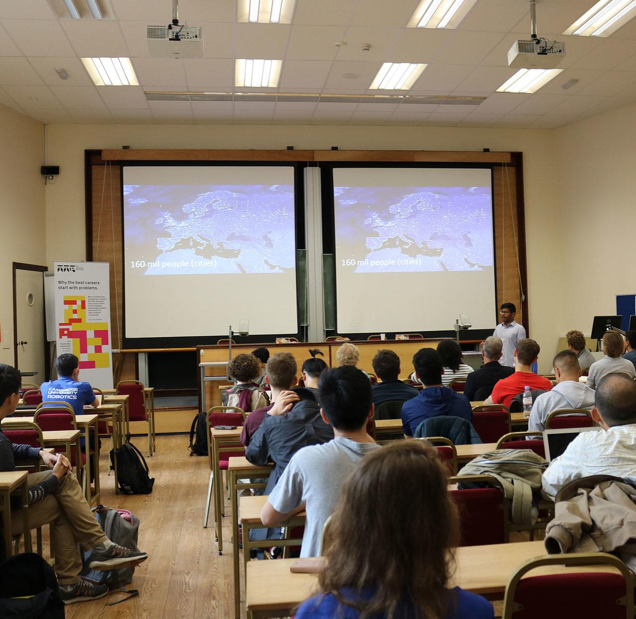 The Global Forum On Cities –<br />Smart Cites, Varsity Venture Forum Keynotes